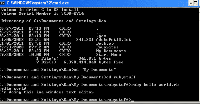 Command prompt book