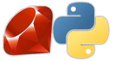 Ruby and Python